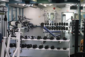 Fitness Centre at Harry Jerome