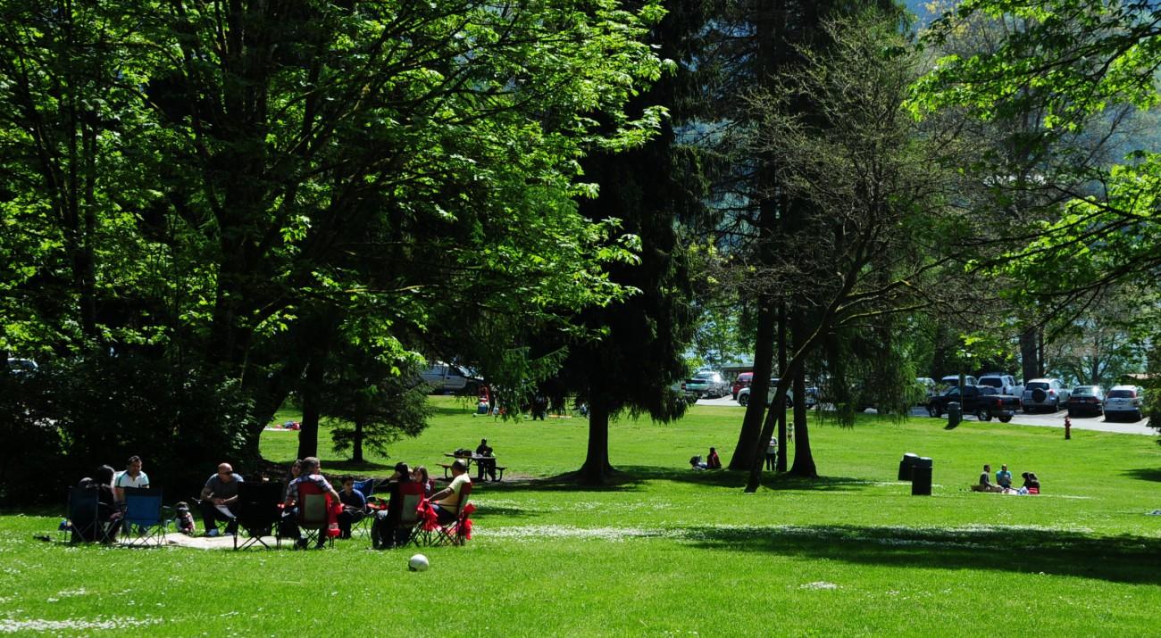 Cates Park