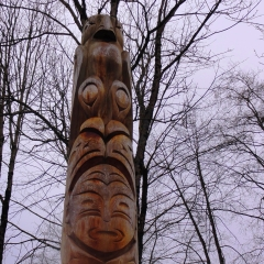 Totem, North Vancouver,