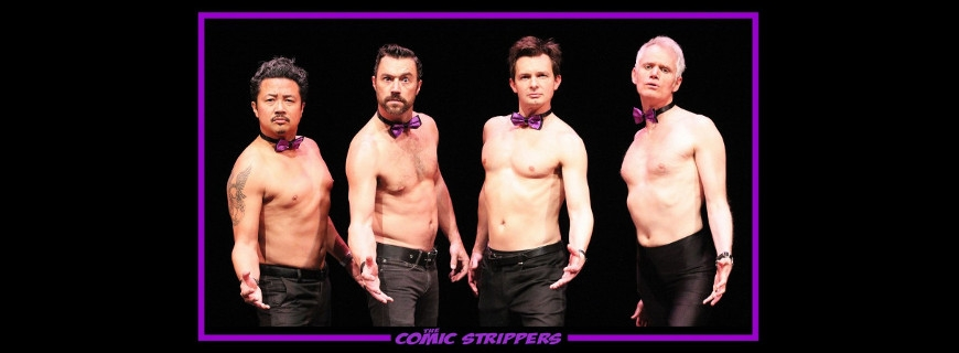 Comic Strippers
