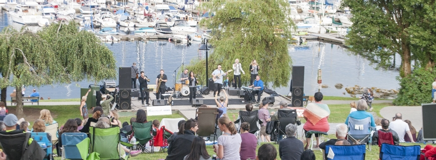 TGIF Day - Time for Music!   North Vancouver Recreation and
