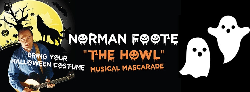 Norman Foote Halloween Howl
