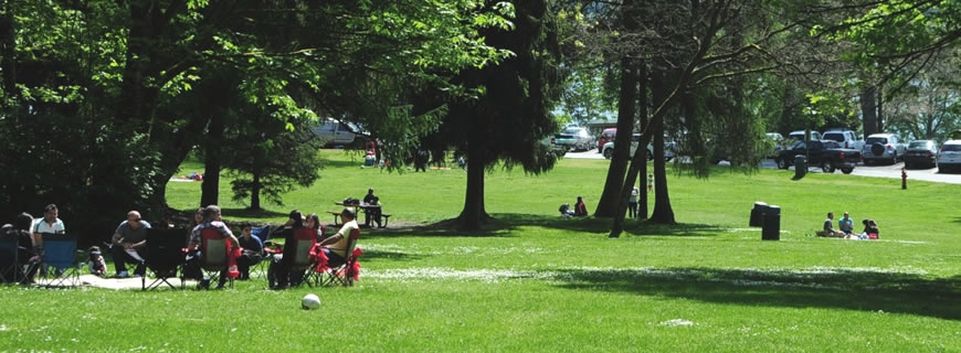 Book A Park Or Plaza North Vancouver Recreation And