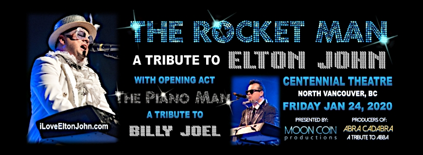 Rocket Man Elton Tribute
