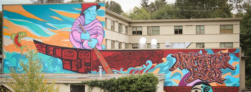 Community Public Art Grants | North Vancouver Recreation and
