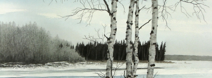 River Thaw by Frank Townsley