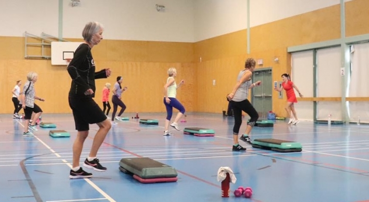 Muscle Fusion Fitness Class