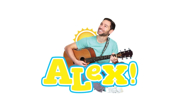 Tunes for Tots - Alex!