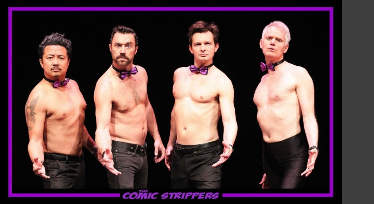 The Comic Strippers