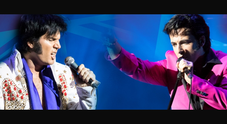 Elvis Tribute Oct. 18