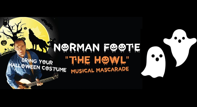 Norman Foote - Halloween Howl