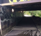 Mosquito Creek Underpass
